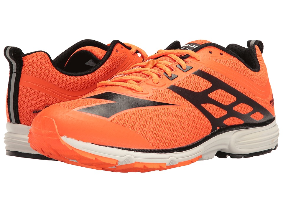 Diadora - N-2100-2 (Orange Fluo Pearlized/Black) Men's Shoes