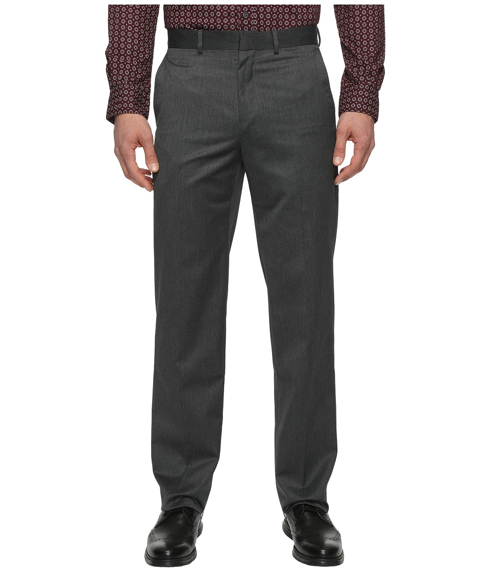 Dockers - Straight Fit Performance (Charcoal 1) Men's Casual Pants