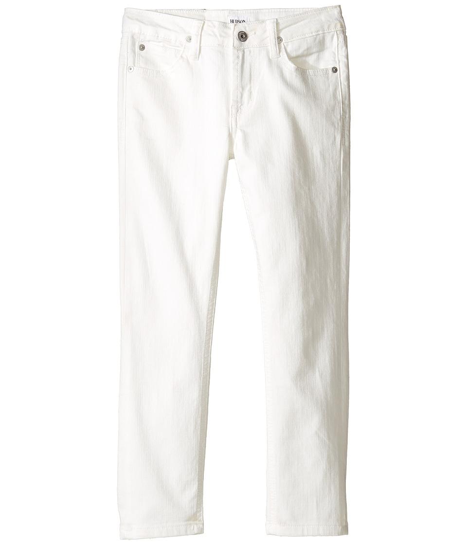 Hudson Kids - Jagger Slim Straight Five-Pocket in White (Toddler/Little Kids/Big Kids) (White) Boy's Jeans