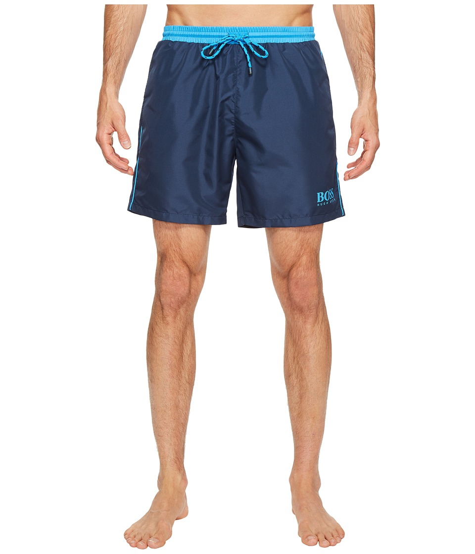 BOSS Hugo Boss - Starfish 10149099 01 (Navy 1) Men's Swimwear
