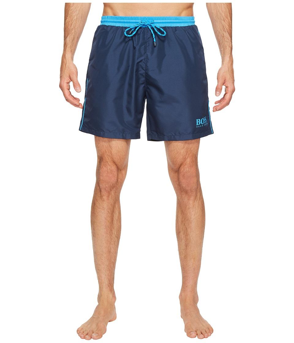 BOSS Hugo Boss - Starfish 10149099 01 (Navy 1) Men's Swimwear