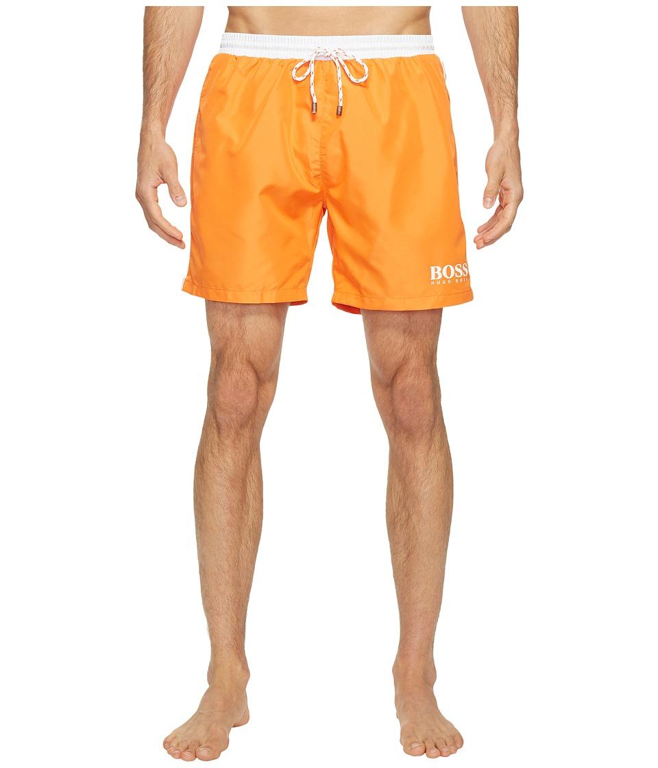 BOSS Hugo Boss - Starfish 10149099 01 (Bright Orange) Men's Swimwear