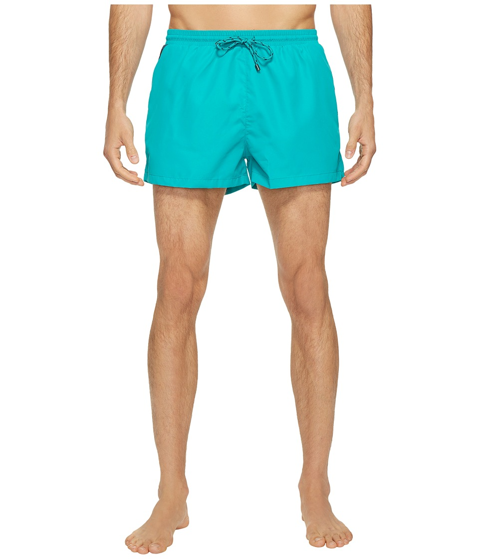 BOSS Hugo Boss - Mooneye 10180964 01 (Open Blue) Men's Swimwear