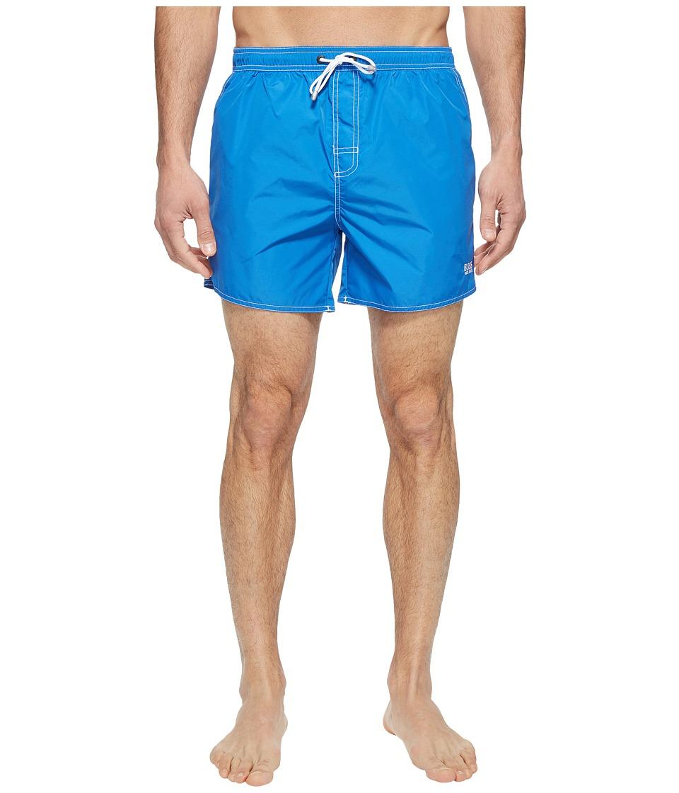 BOSS Hugo Boss - Lobster 10197682 01 Trunk (Bright Blue) Men's Swimwear