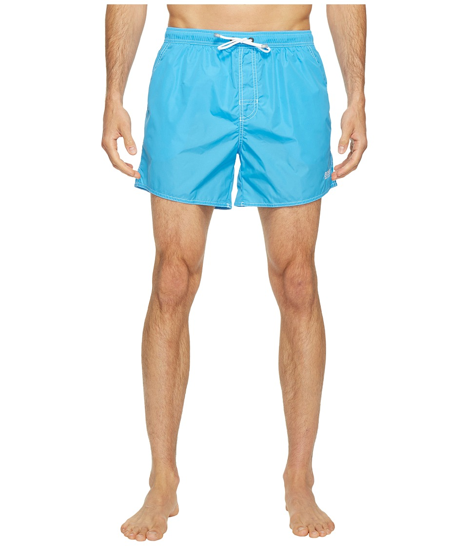 BOSS Hugo Boss - Lobster 10197682 01 Trunk (Light Blue) Men's Swimwear
