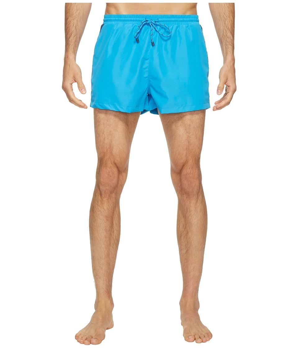 BOSS Hugo Boss - Mooneye 10180964 01 (Light Blue) Men's Swimwear