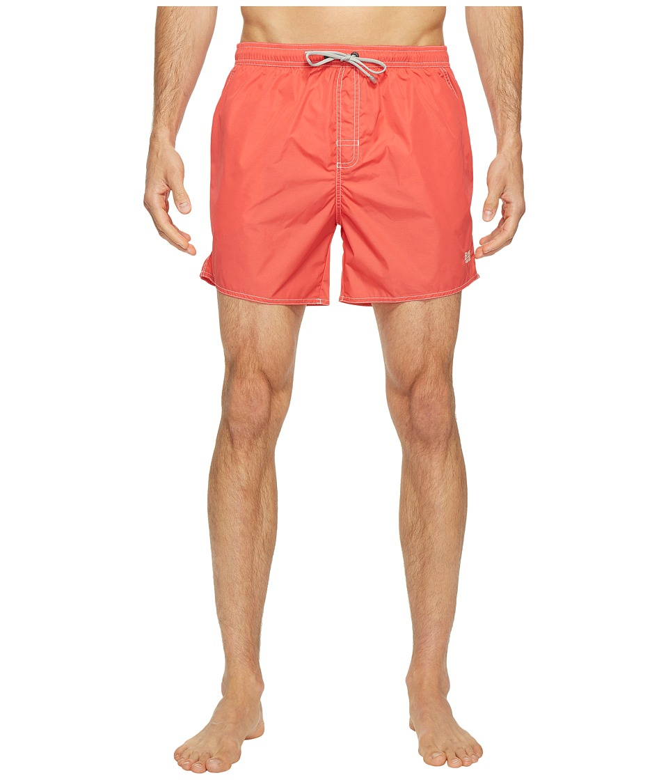 BOSS Hugo Boss - Lobster 10197682 01 Trunk (Bright Red) Men's Swimwear