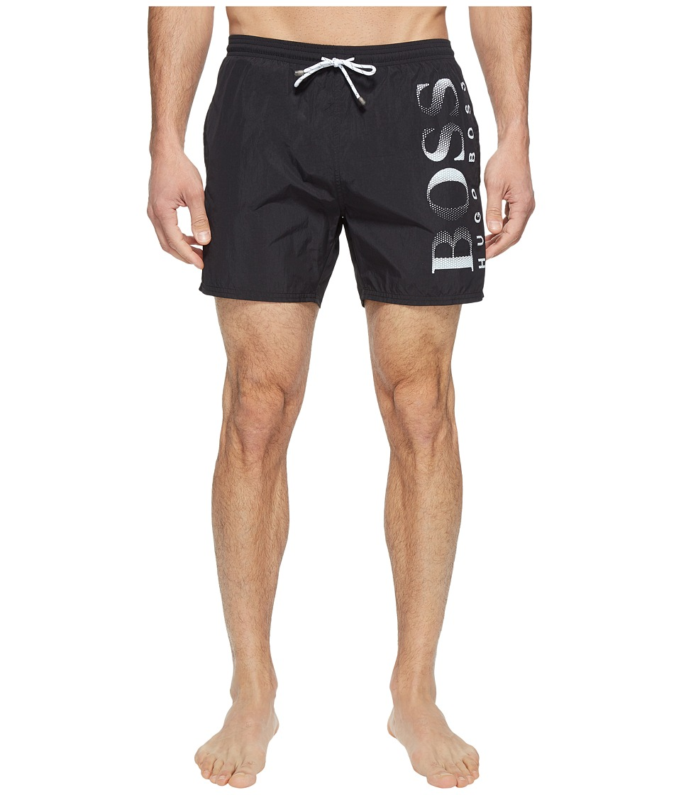 BOSS Hugo Boss - Octopus 10197683 01 Trunk (Black) Men's Swimwear