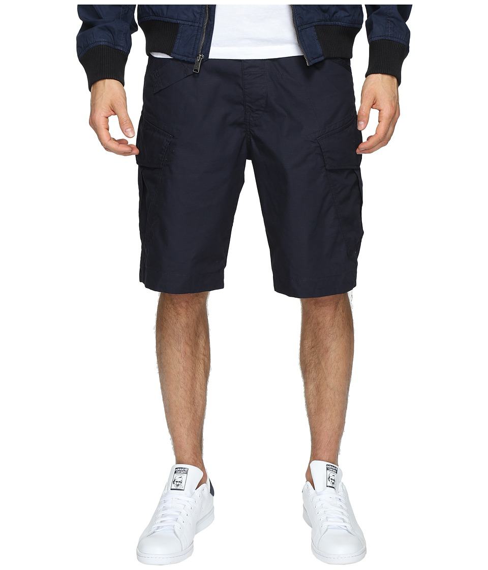 G-Star - Recroft Tapered Bermuda (Combat Ripstop) Men's Shorts