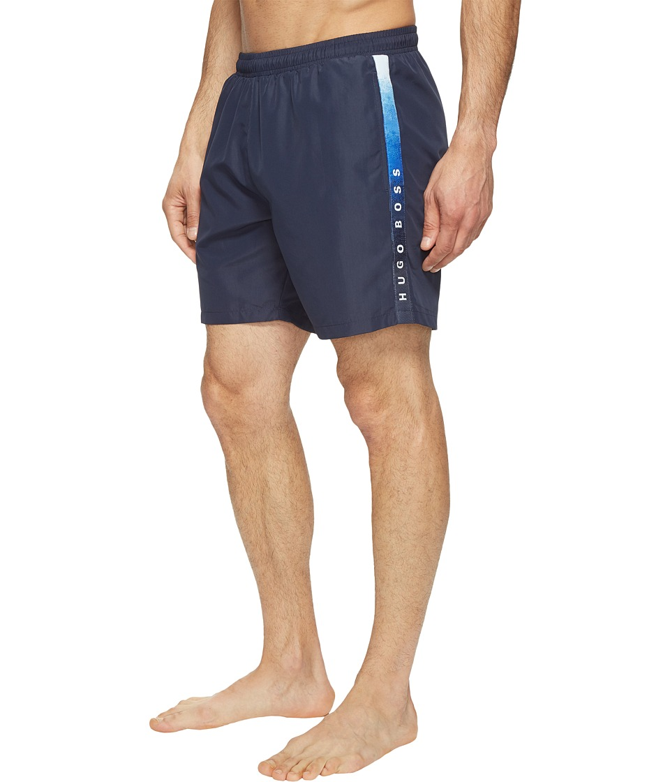 BOSS Hugo Boss - Seabream 10180964 01 Swim Shorts (Navy 1) Men's Swimwear