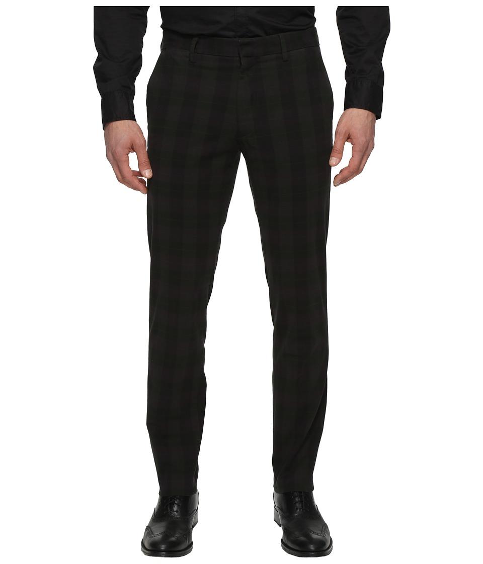 Dockers Premium - Insignia the Khaki Slim Tapered (Charcoal Heather) Men's Casual Pants