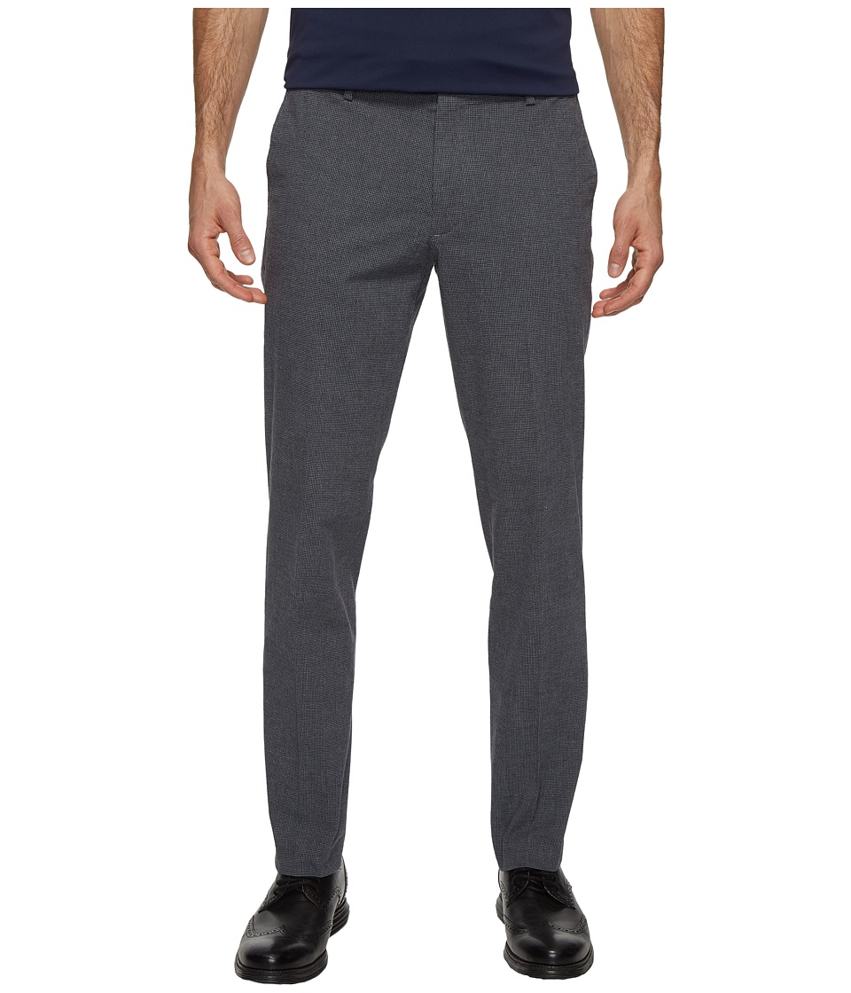 Dockers Premium - Insignia the Khaki Slim Tapered (Black Rockland Plaid) Men's Casual Pants