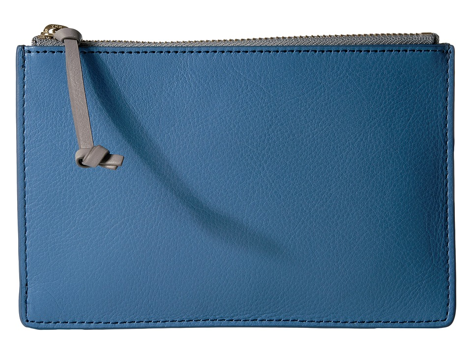 Fossil - RFID Small Pouch (Cornflower) Travel Pouch