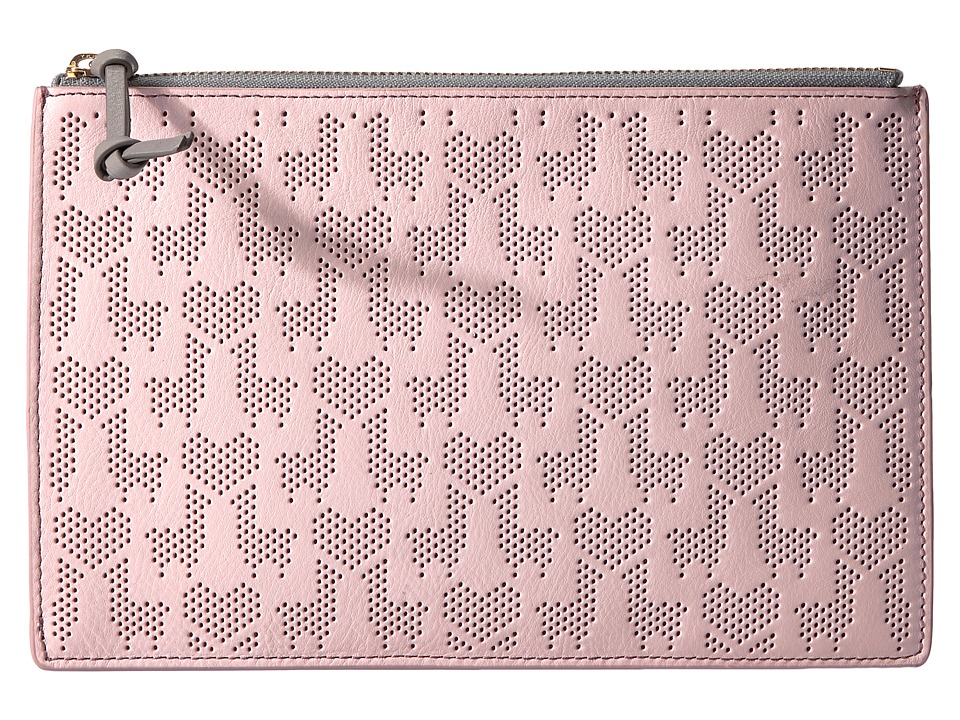 Fossil - RFID Large Pouch (Powder Pink) Travel Pouch