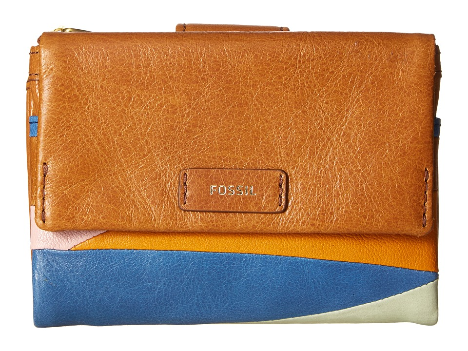 Fossil - Ellis Multifunction (Patchwork) Wallet