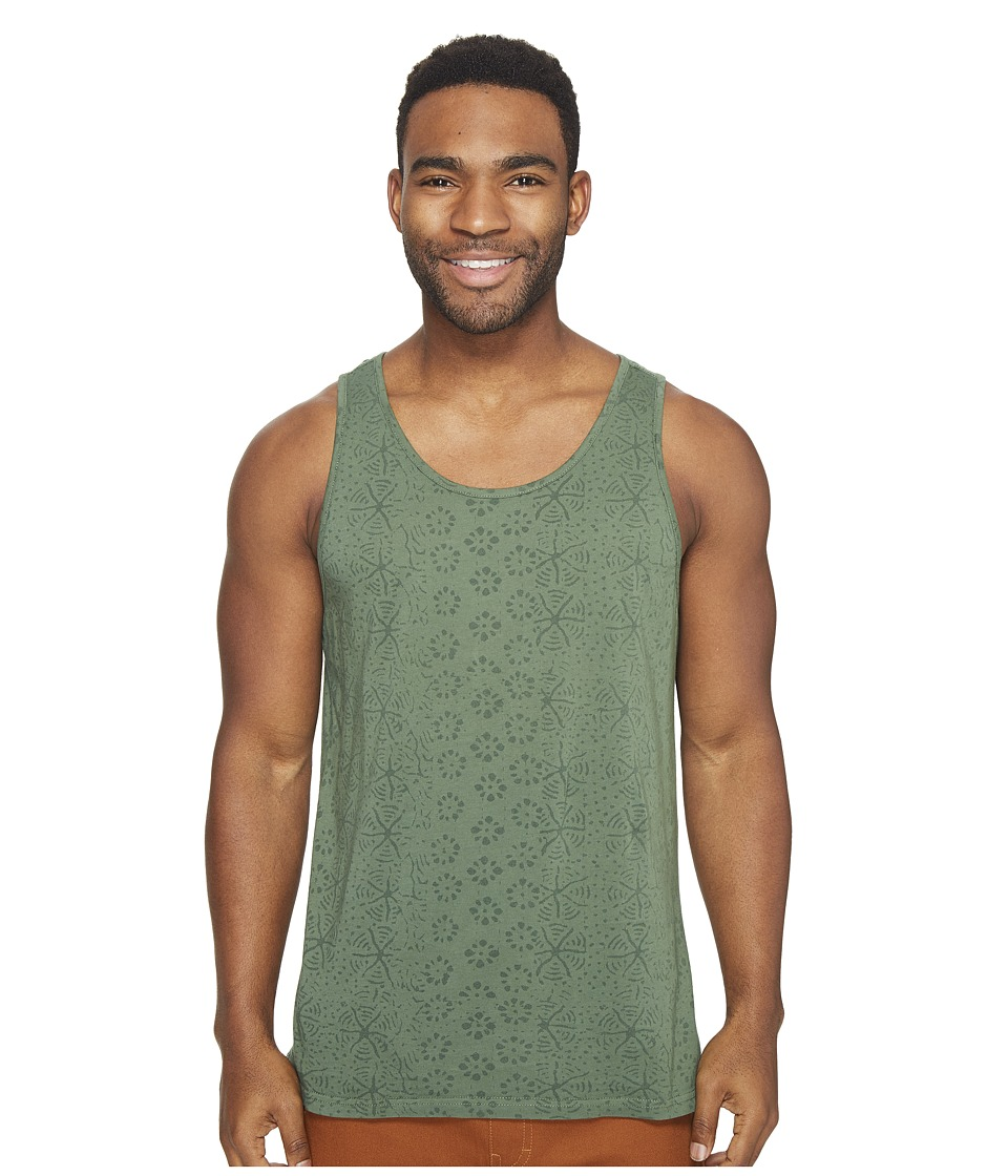 Roark - Well Worn Tank Top (Marine) Men's Sleeveless