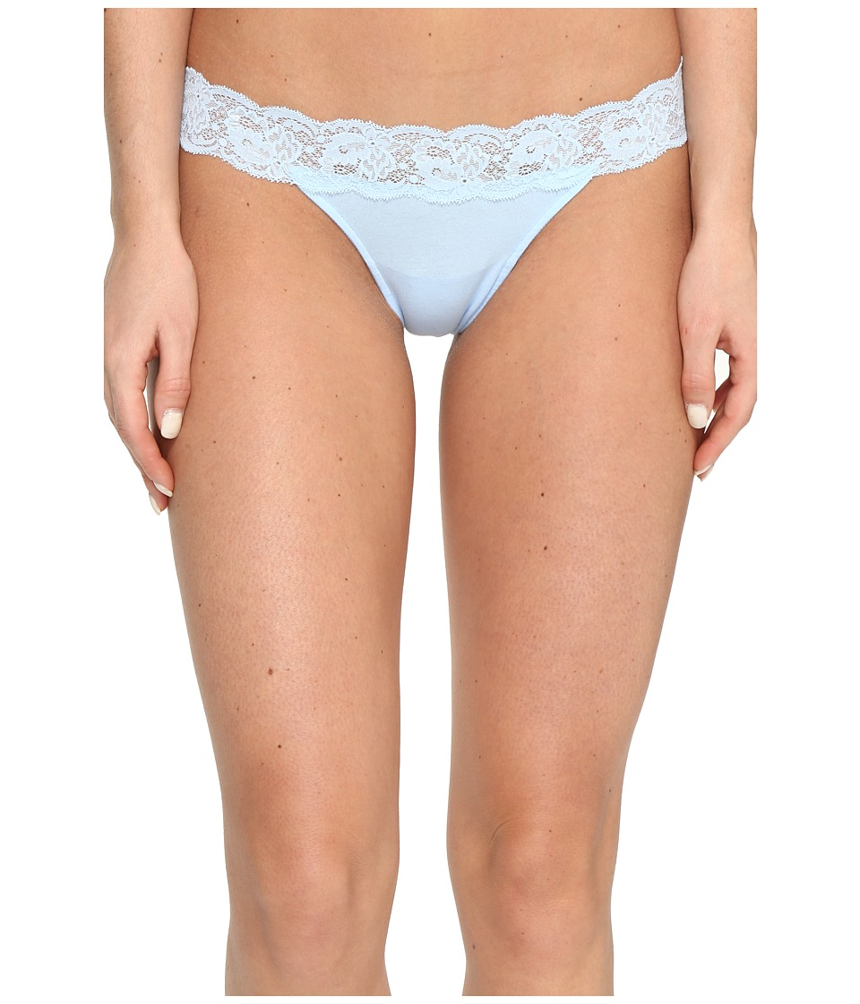 Cosabella - Never Say Never Maternity Thong (Sorrento Blue) Women's Underwear