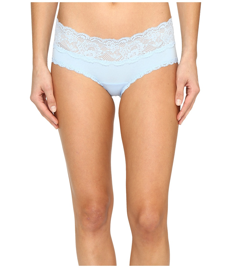 Cosabella - Never Say Never Maternity Hotpants (Sorrento Blue) Women's Underwear