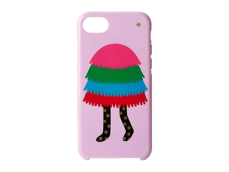Kate Spade New York - Make Your Own Pinata Girl Phone Case for iPhone(r) 7 (Multi) Cell Phone Case