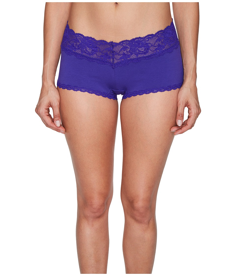 Cosabella - Extended Size Never Say Never Cheekie Hotpant (Regency Purple) Women's Underwear