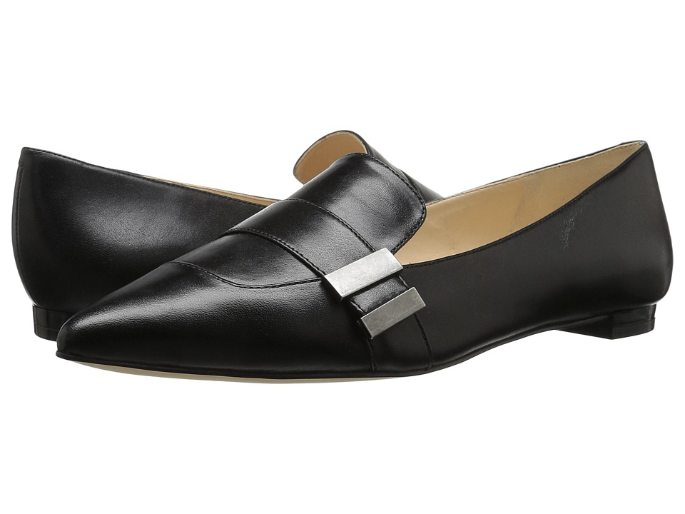 Nine West - Allen (Black Leather) Women's Shoes