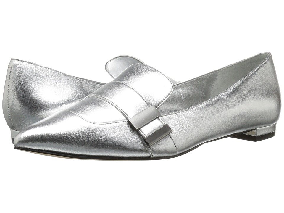 Nine West - Allen (Silver Metallic) Women's Shoes