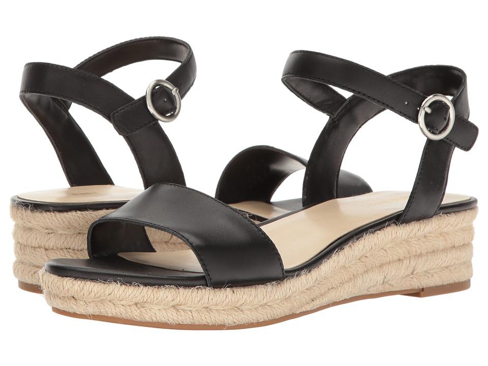 Nine West - Allium (Black Leather) Women's Shoes