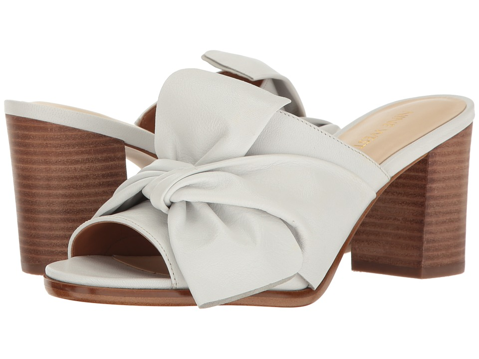 Nine West - Byron (White Leather) High Heels