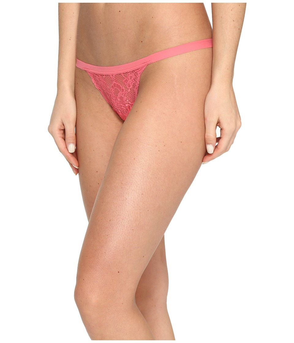 Cosabella - Never Say Never Skimpie G-String (Coral) Women's Underwear