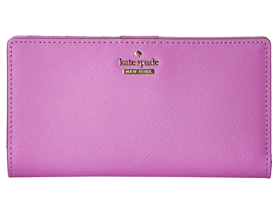 Kate Spade New York - Cameron Street Stacy (Morning Glory) Wallet