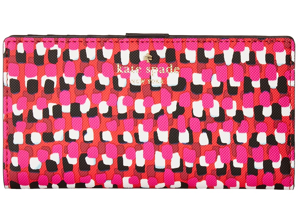 Kate Spade New York - Harding Street Pinata Stacy (Multi) Wallet