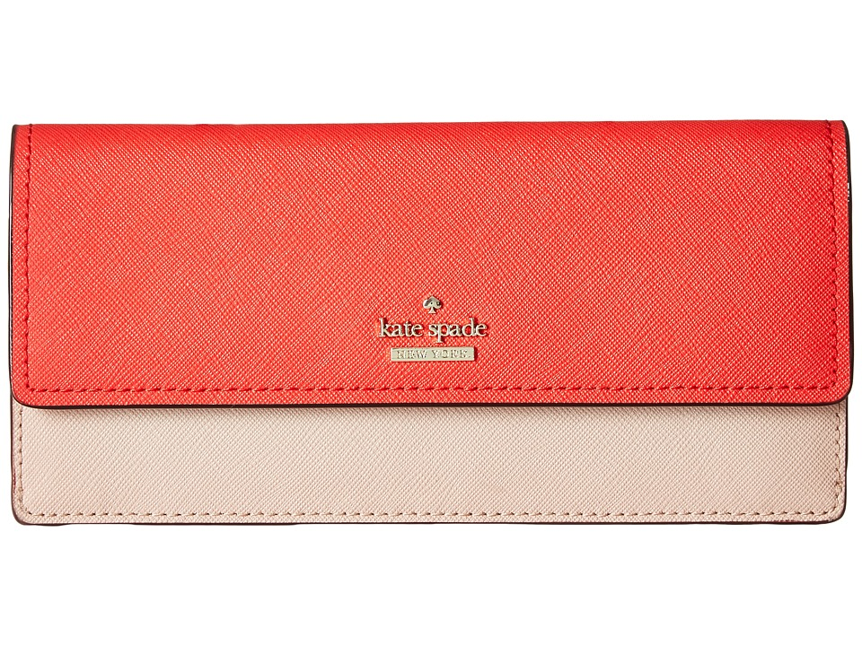 Kate Spade New York - Cameron Street Alli (Prickly Pear Multi) Wallet