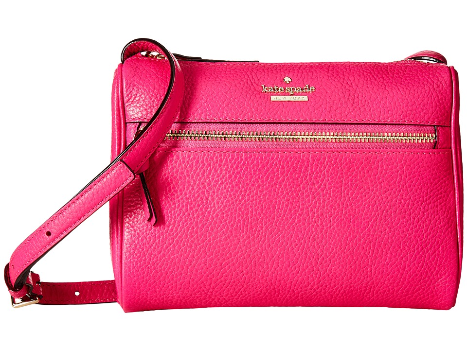 Kate Spade New York - Jackson Street Mini Cayli (Peony Pink) Wallet