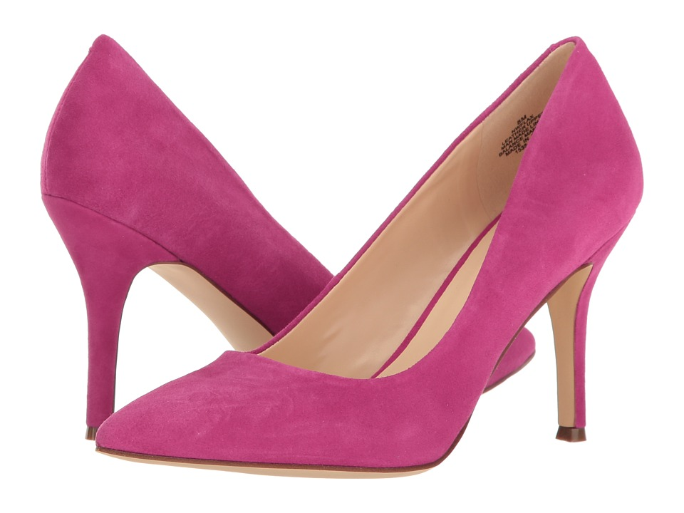Nine West - Flax (Pink Suede) High Heels
