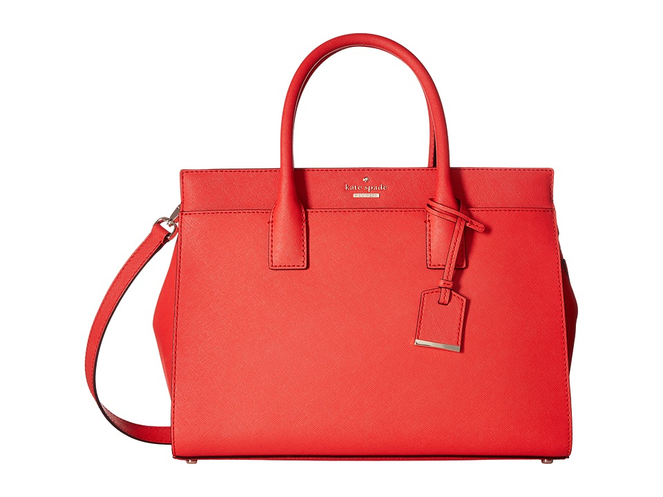 Kate Spade New York - Cameron Street Candace (Prickly Pear) Satchel Handbags