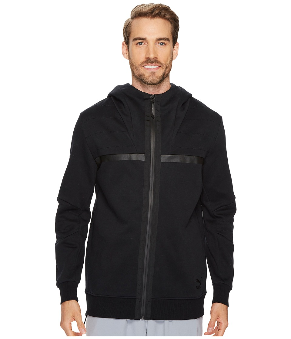 PUMA - Encounter Hoodie (PUMA Black) Men's Sweatshirt