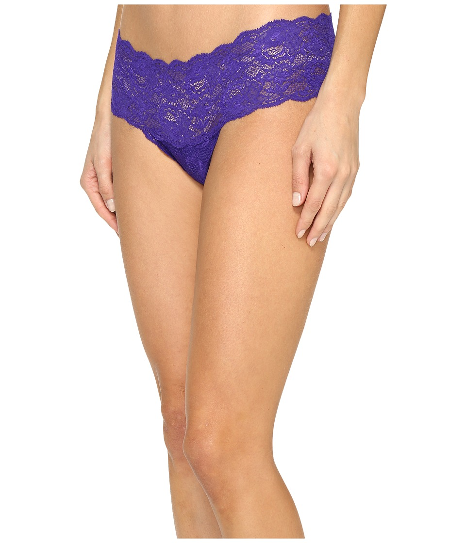Cosabella - Never Say Never Hottie Lowrider Hotpants (Regency Purple) Women's Underwear