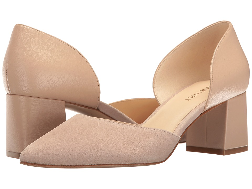 Nine West - Huett (Natural Leather) Women's Shoes