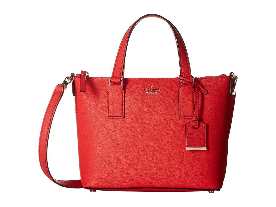 Kate Spade New York - Cameron Street Lucie Crossbody (Prickly Pear) Cross Body Handbags