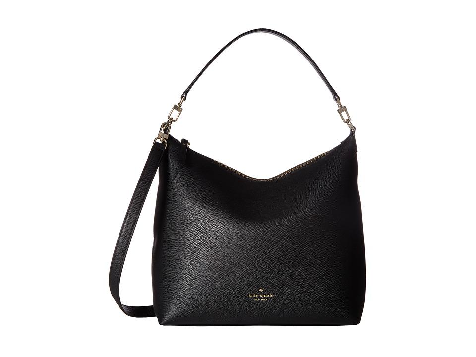 Kate Spade New York - Greene Street Kaia (Black) Handbags