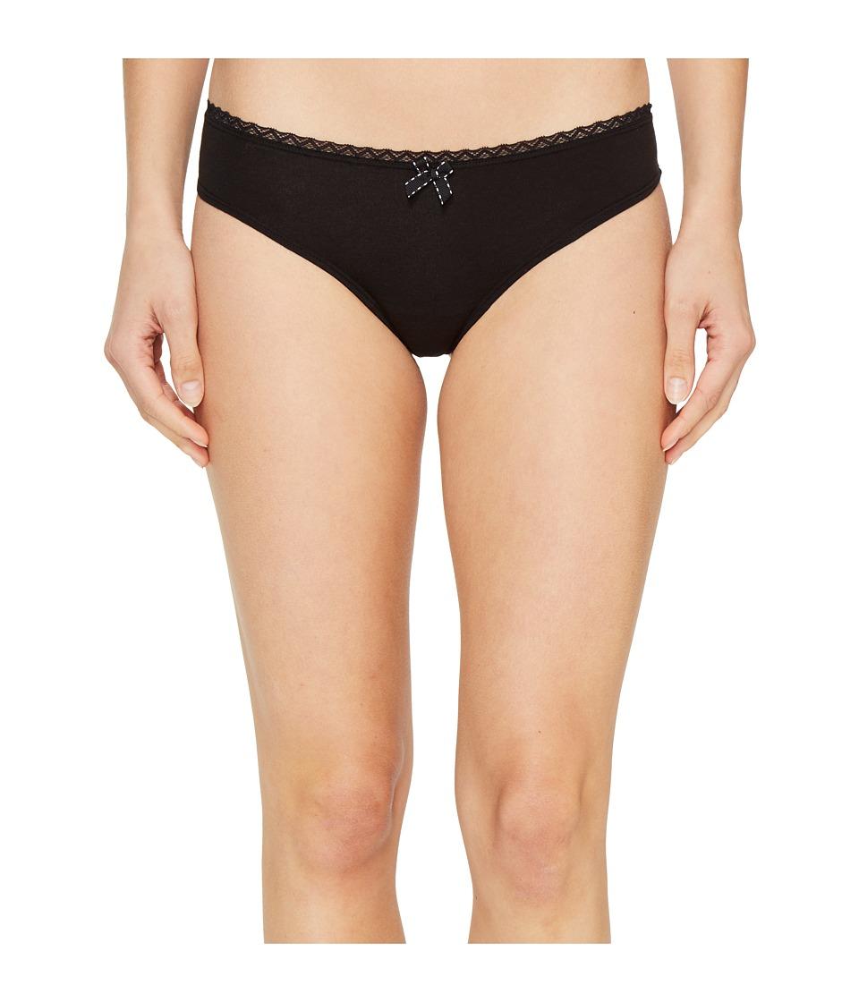Cosabella - Lorena Brazilian Minikini (Black) Women's Underwear