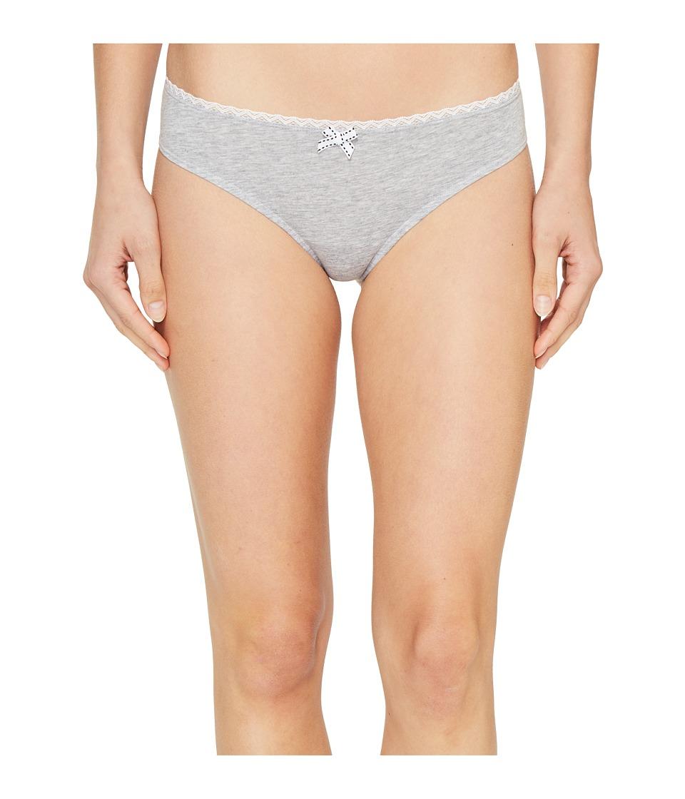 Cosabella - Lorena Brazilian Minikini (Heather Gray) Women's Underwear