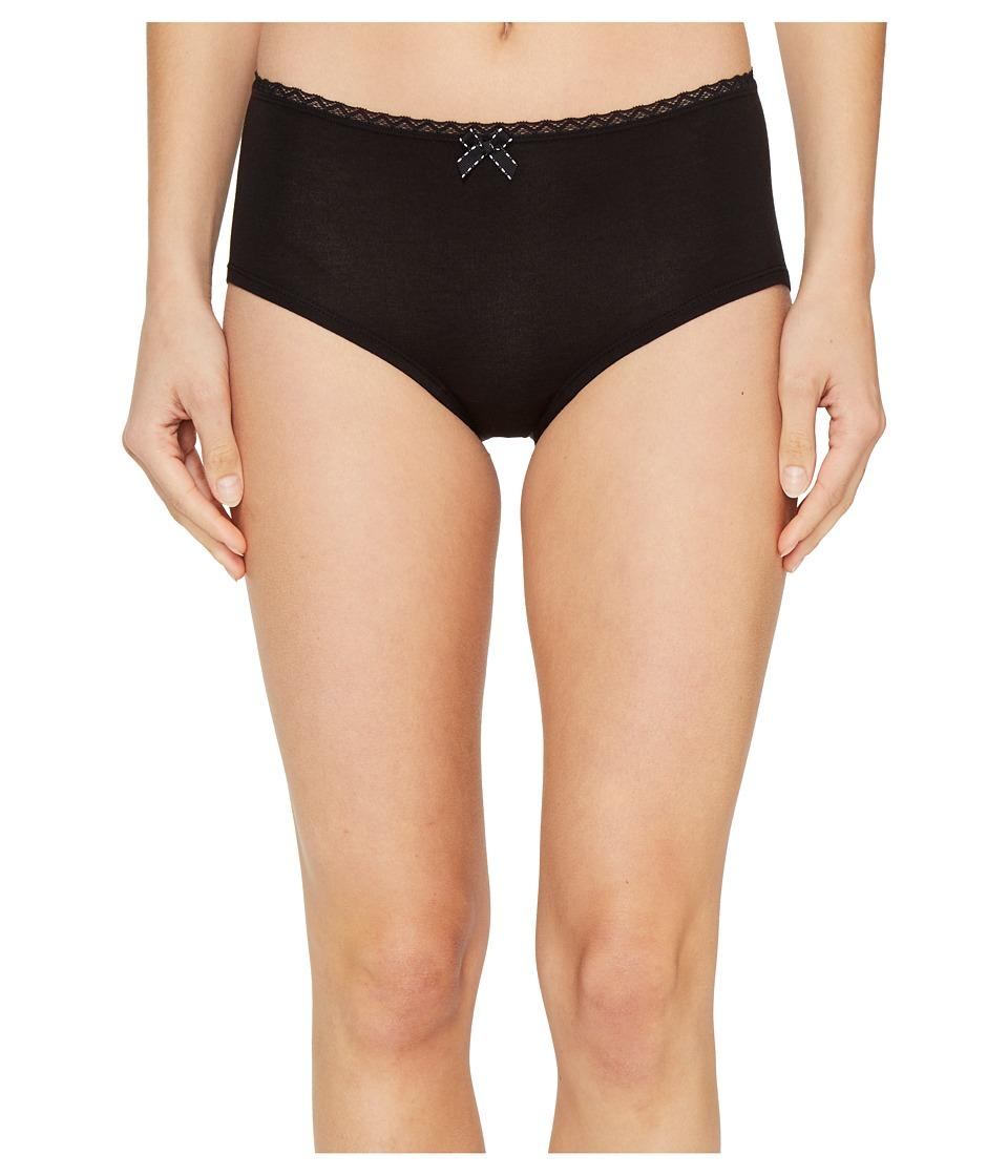 Cosabella - Lorena Hotpants (Black) Women's Underwear