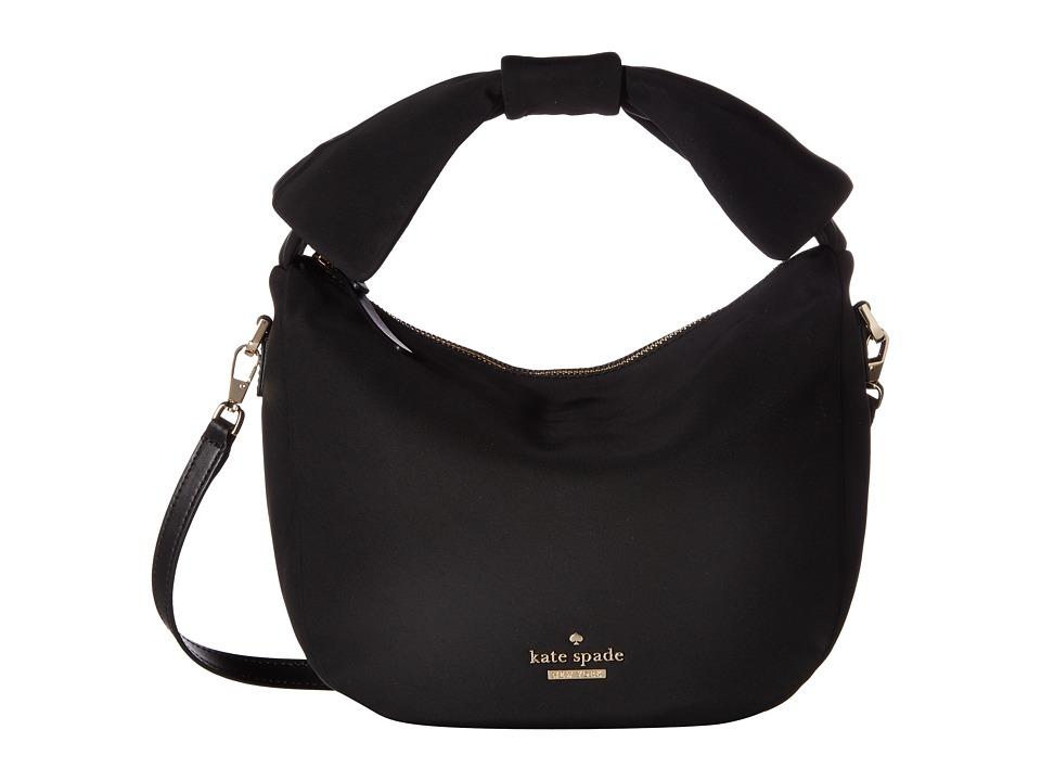 Kate Spade New York - Haring Lane Jeny (Black) Handbags