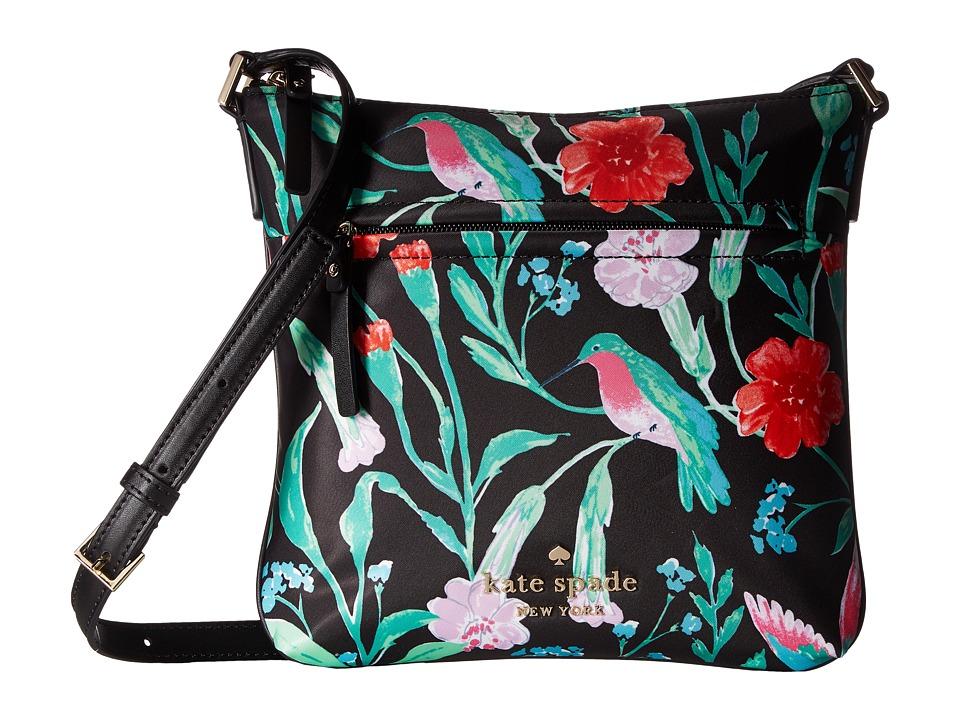 Kate Spade New York - Watson Lane Hester (Black Multi) Handbags