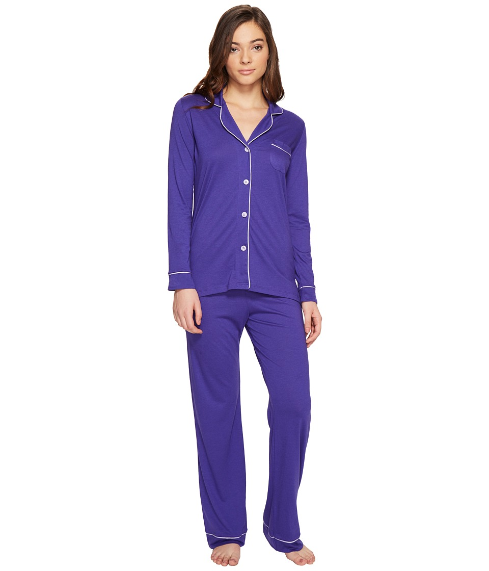 Cosabella - Bella PJ (Regency Purple/Periwinkle) Women's Pajama Sets