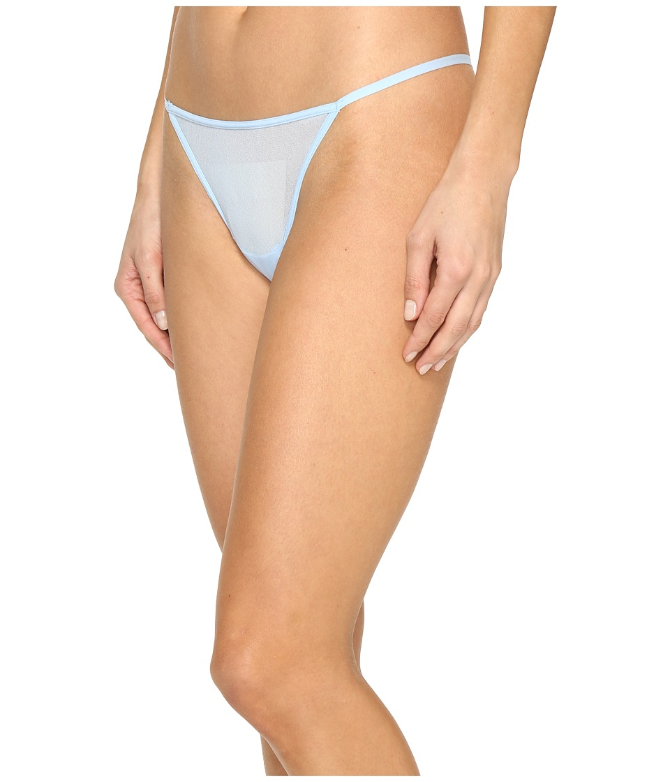 Cosabella - New Soire Lowrider Italian Thong (Sorrento Blue) Women's Underwear