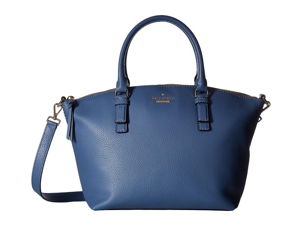 Kate Spade New York - Jackson Street Small Dixon (Constellation Blue) Handbags