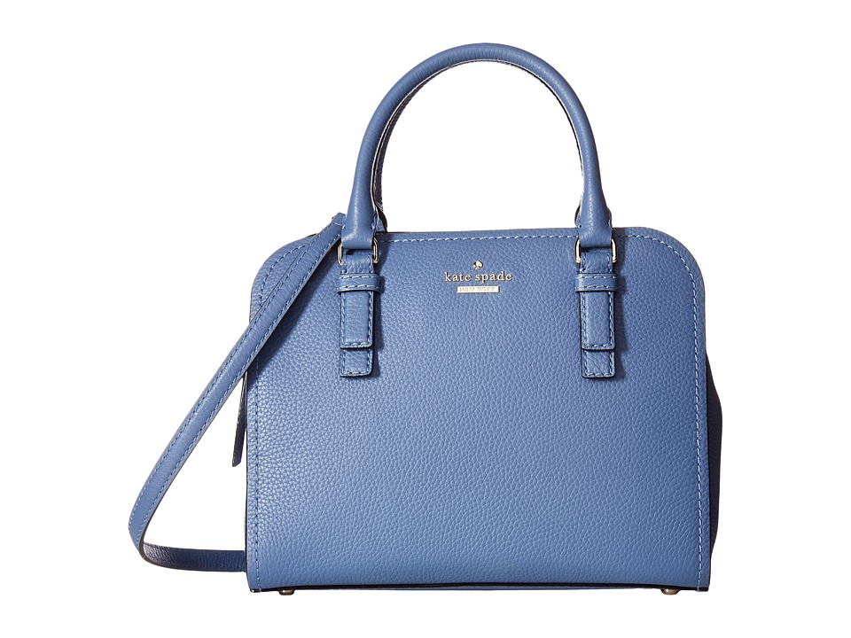 Kate Spade New York - Jackson Street Small Kiernan (Constellation Blue) Handbags