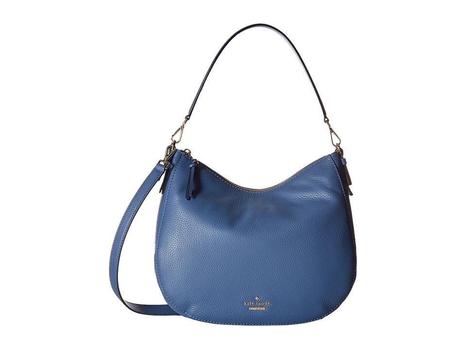 Kate Spade New York - Jackson Street Mylie (Constellation Blue) Handbags